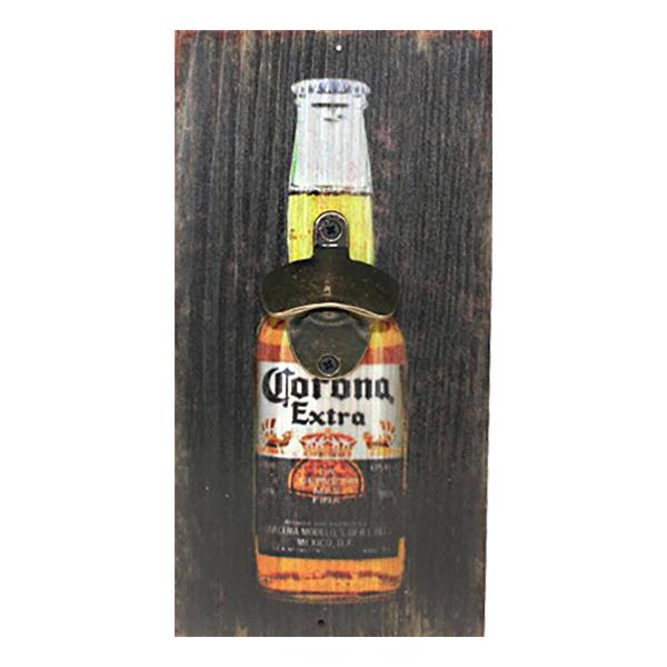 Vägghängd Flasköppnare Corona