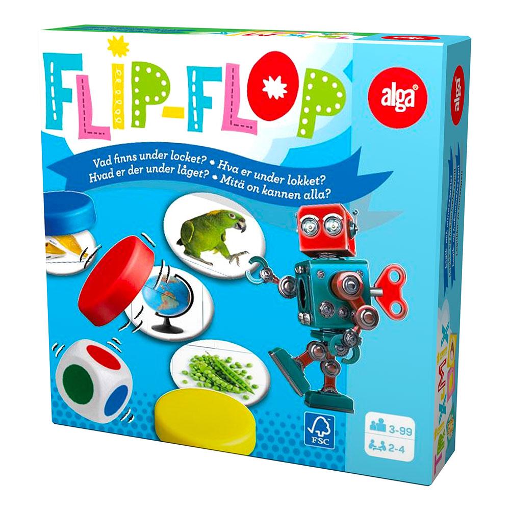 Flip-Flop Barnspel