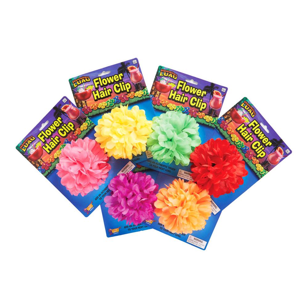 Hårspänne blomma - 1-pack