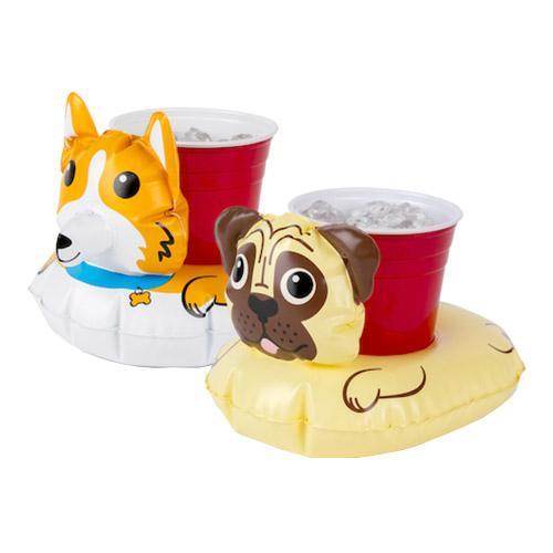 Flytande Dryckeshållare Hundar - 2-pack