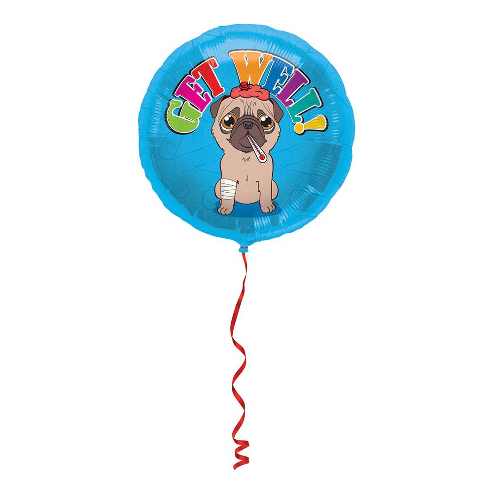Folieballong Get Well!