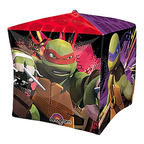 Folieballong Kub Ninja Turtles