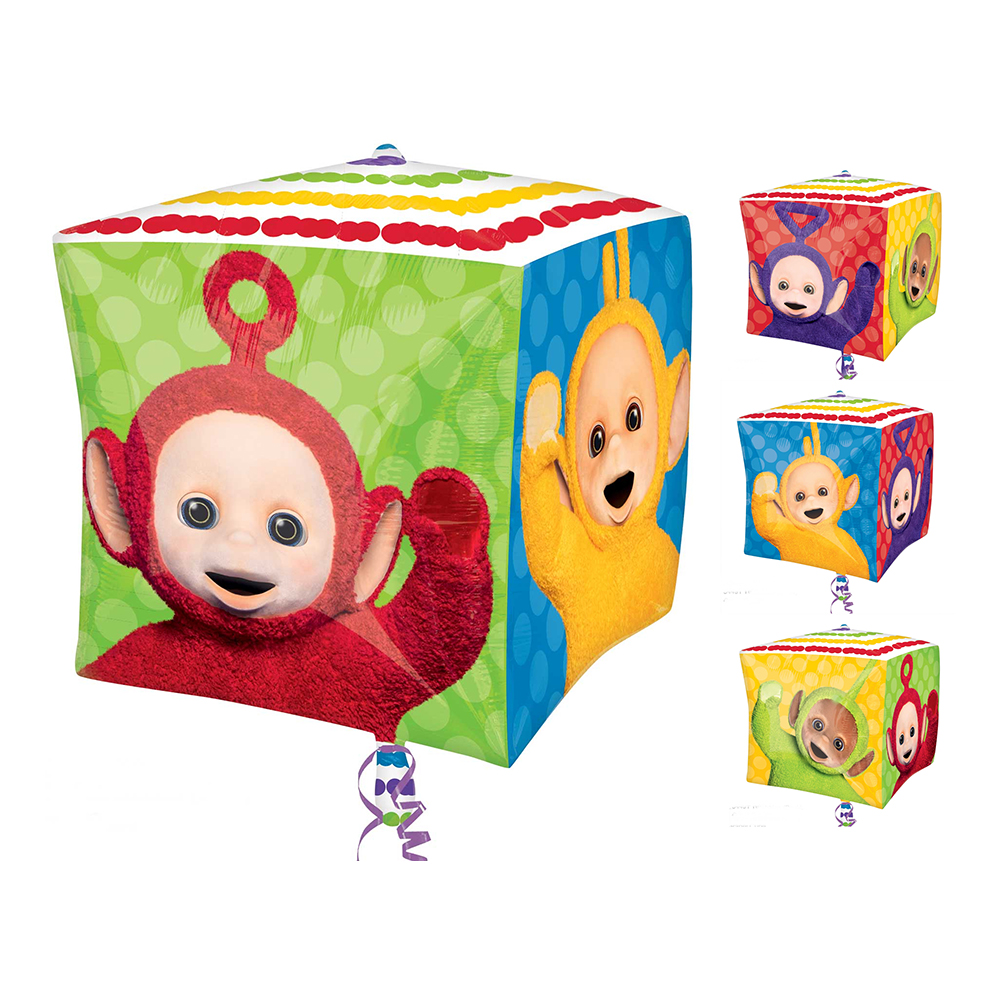 Folieballong Kub Teletubbies