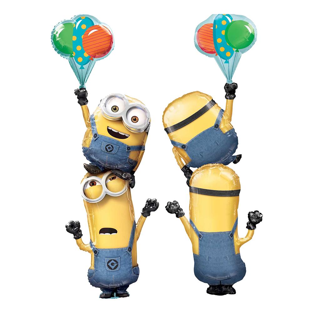 Folieballong Minions