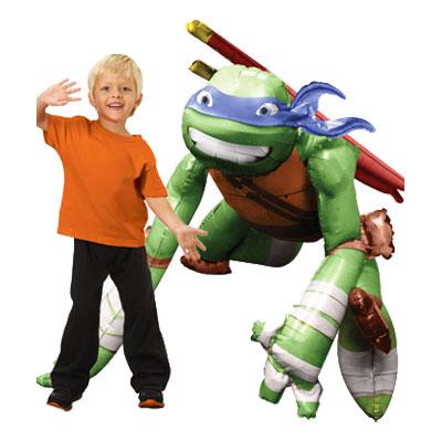 Folieballong Ninja Turtles Airwalker