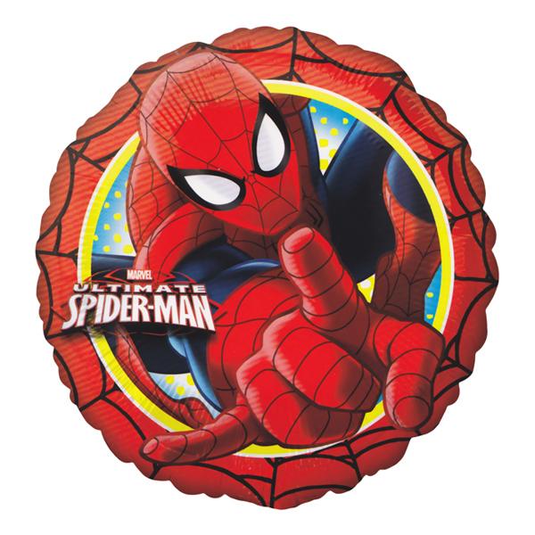 Folieballong Spiderman