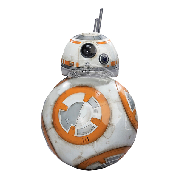Folieballong Star Wars BB-8