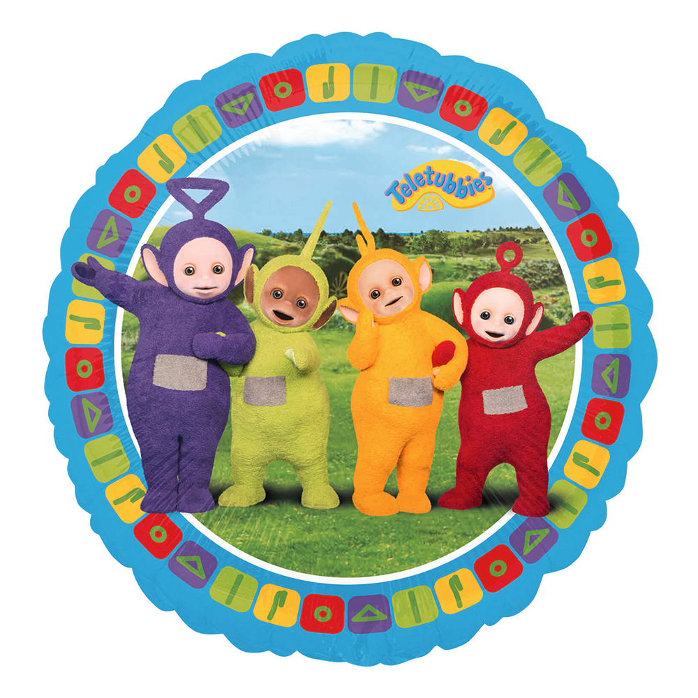Folieballong Teletubbies