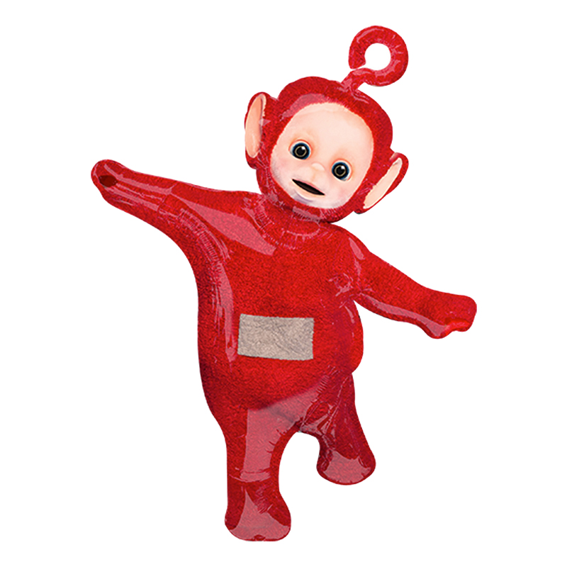 Folieballong Teletubbies Po