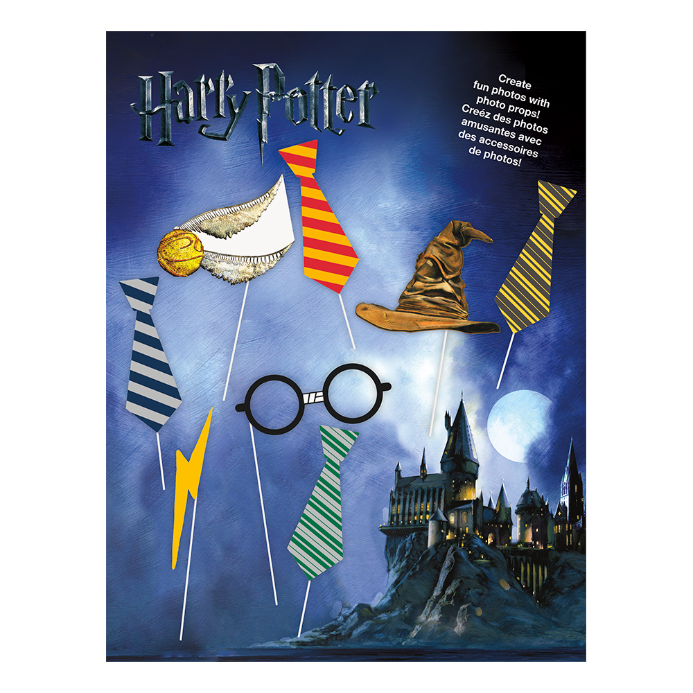 Foto Props Harry Potter - 8-pack
