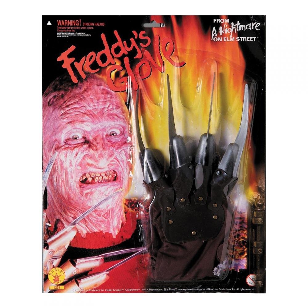 Freddy Krueger Handske - One size