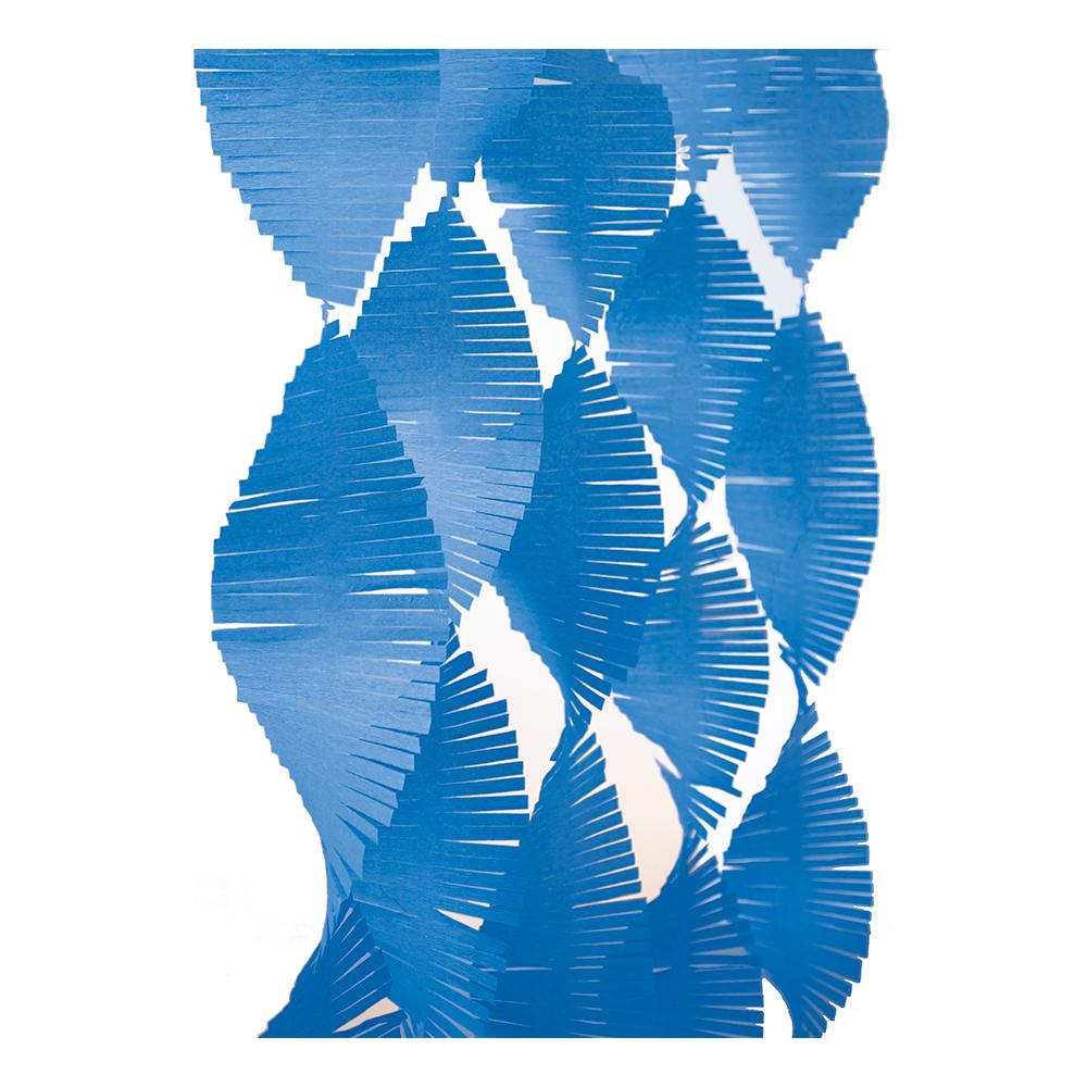 Fringe Girlang Mörkblå