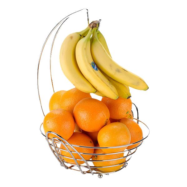 Fruktskål med Bananhängare