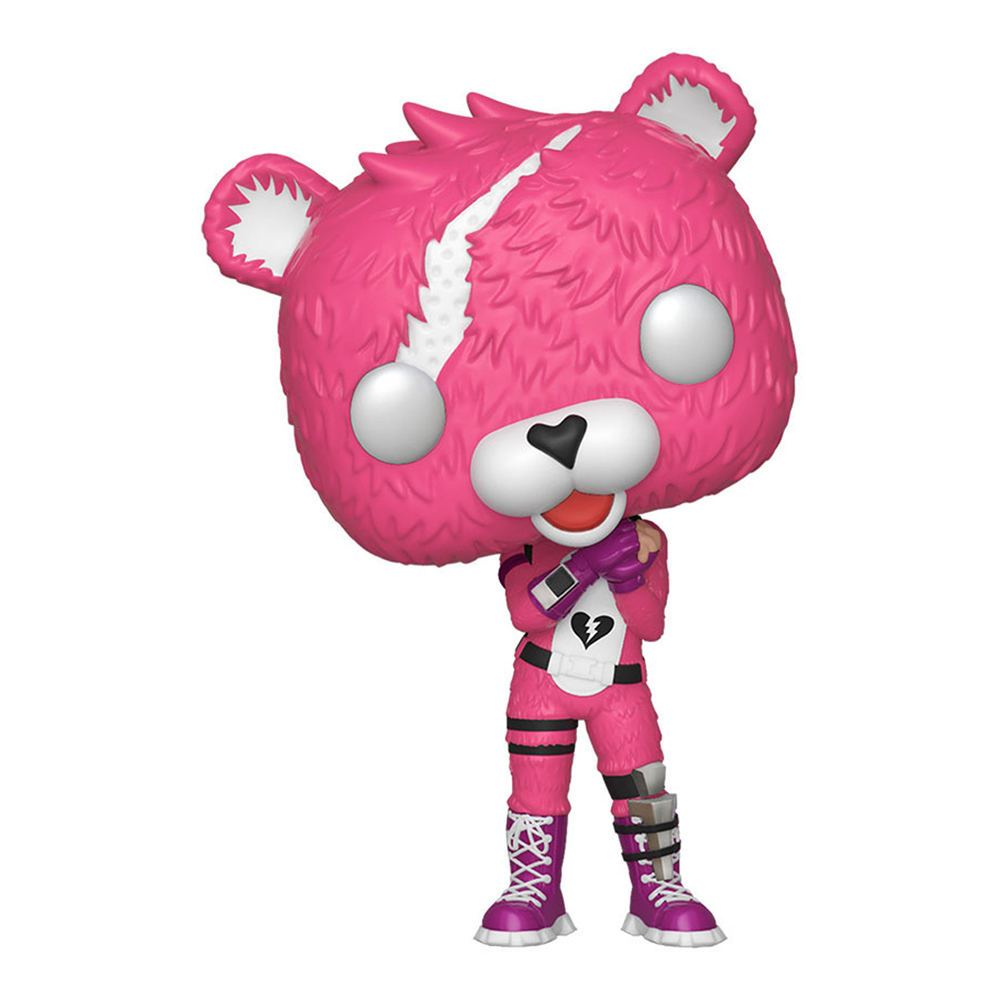 Funko Pop Fortnite Cuddle Team Leader
