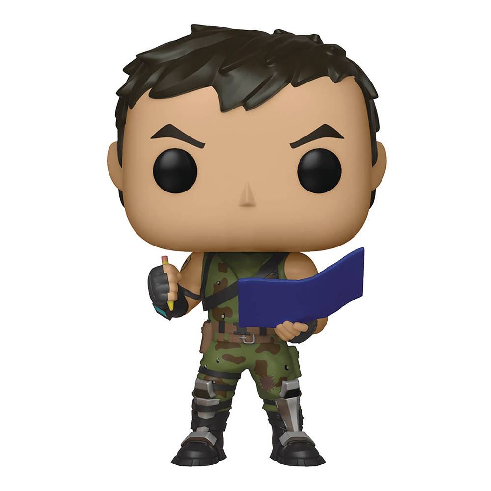 Funko Pop Fortnite High Rise