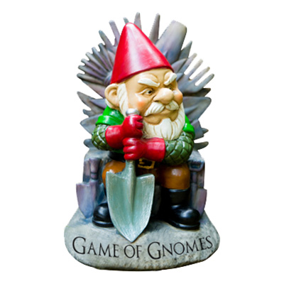 Game of Gnomes Trädgårdstomte
