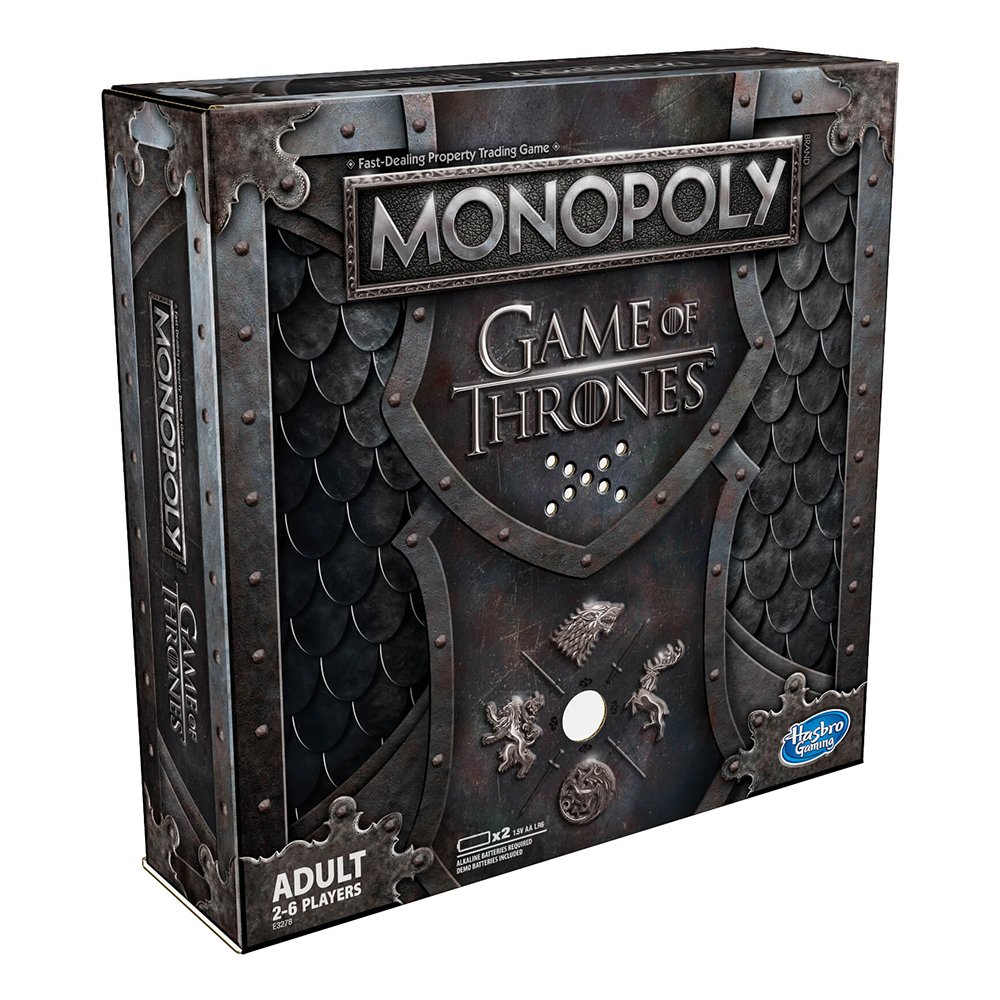 Game of Thrones Monopol Spel