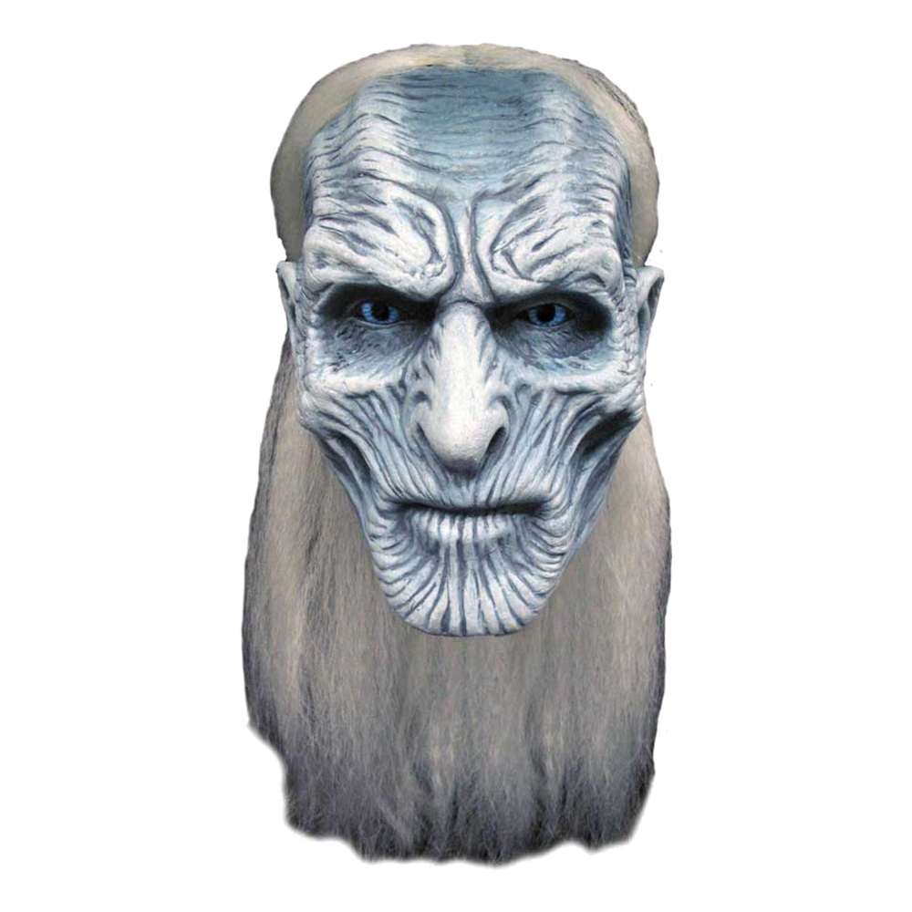 Game of Thrones White Walker Mask - One size