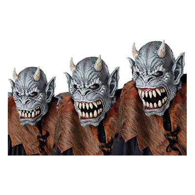 Gargoyle's Awakening Ani-Motion Mask - One size