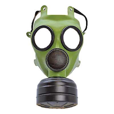Gasmask Mask - One size