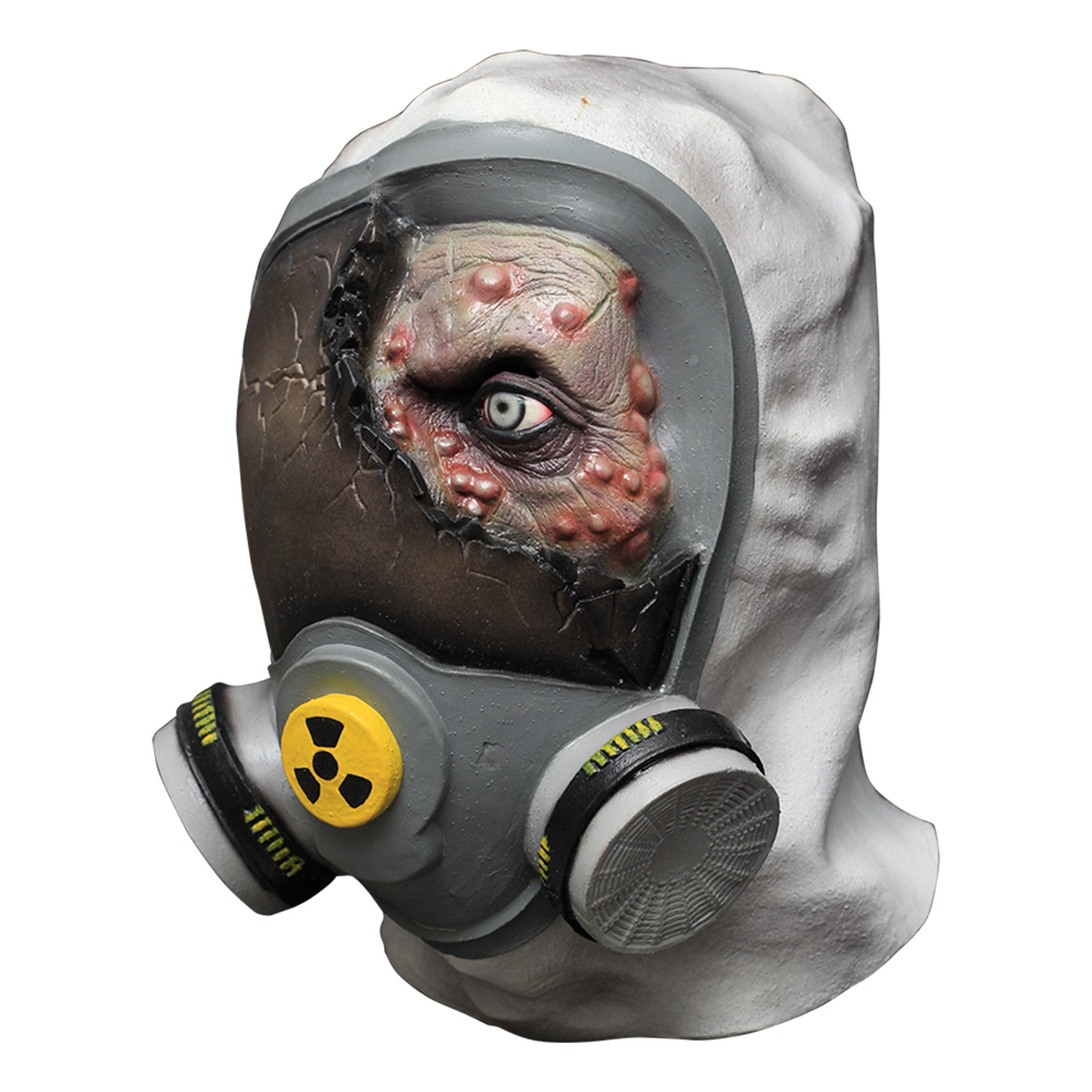 Gasmask Zombie Deluxe - One size