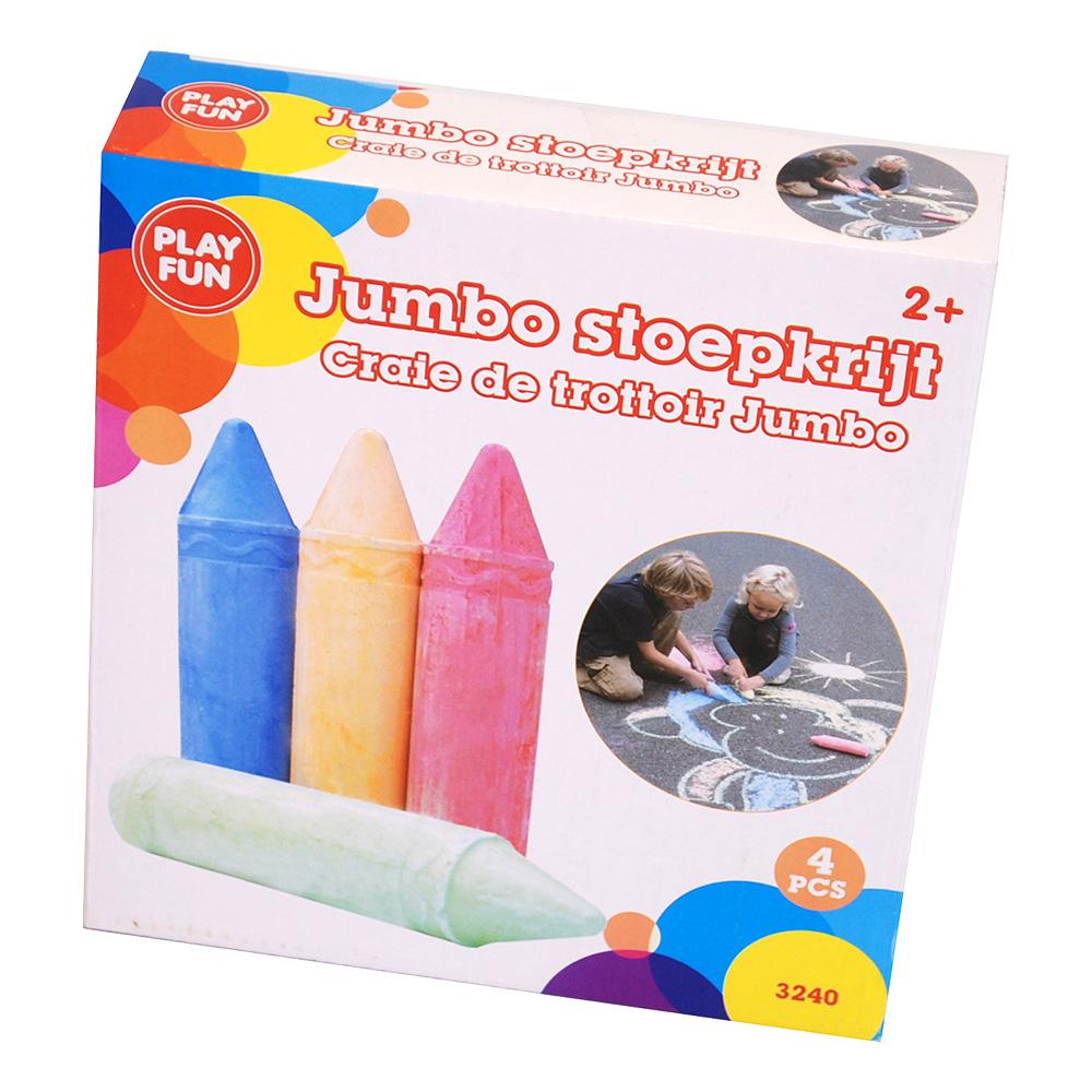 Gatukritor Jumbo - 4-pack