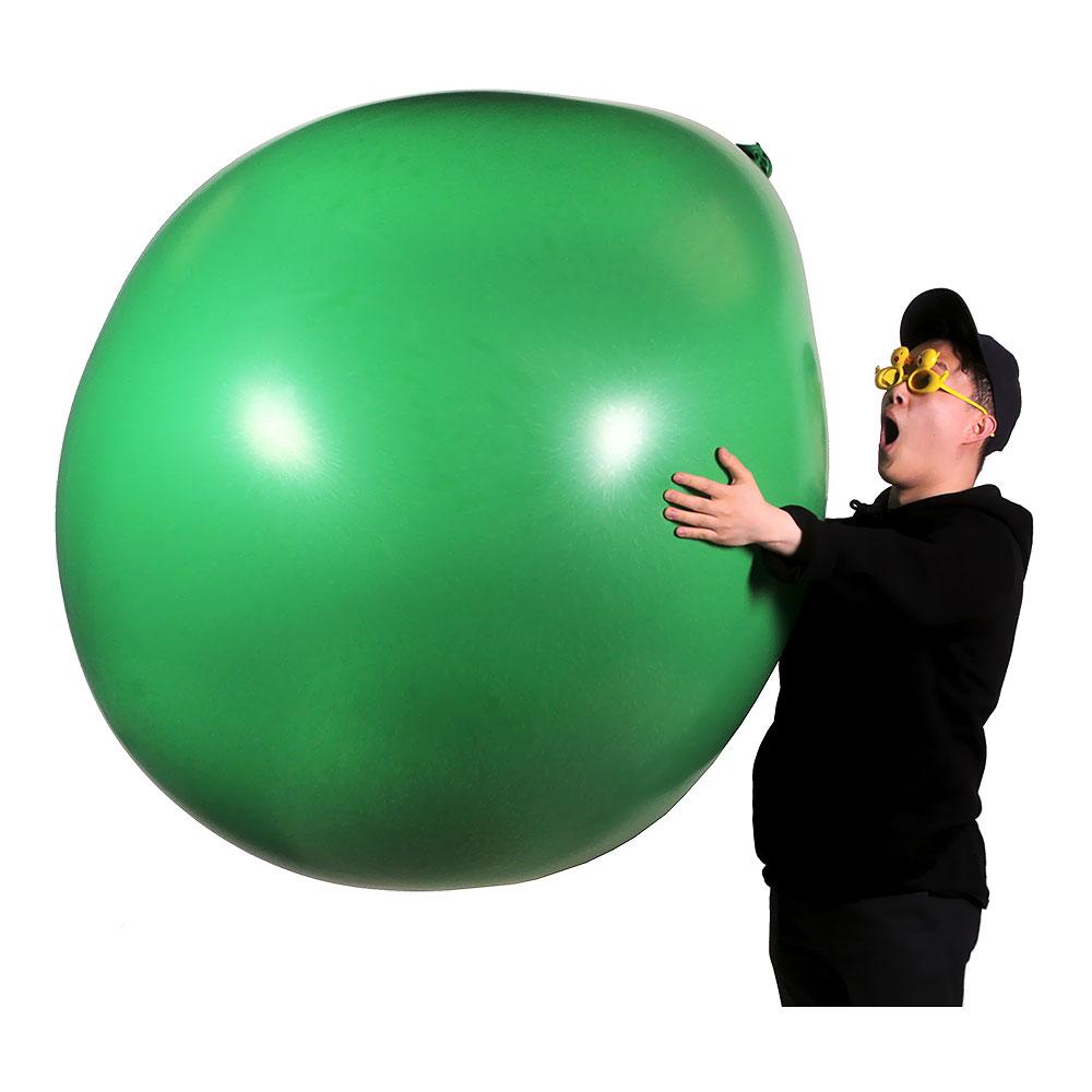 Gigantisk Ballong Grön - 1-pack
