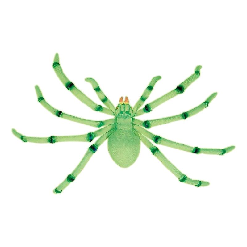 Gigantisk Självlysande Spindel
