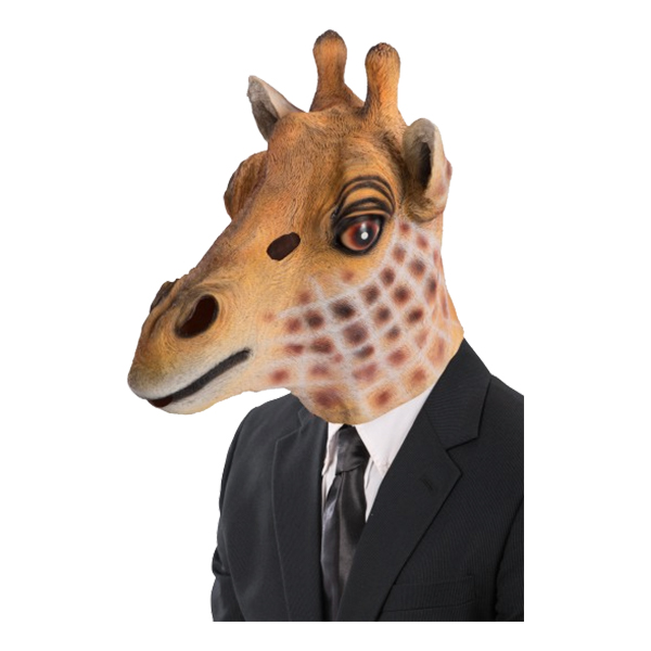 Giraff Latexmask - One size