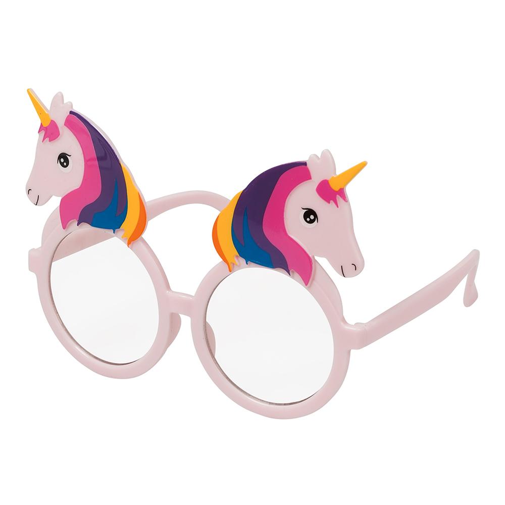 Glasögon Enhörning