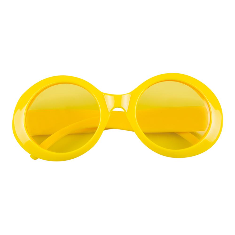 Glasögon Jackie Neongul