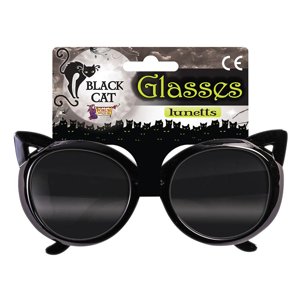 Glasögon med Kattöron