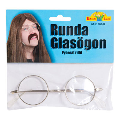 Glasögon Runda