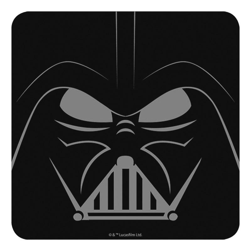 Glasunderlägg Darth Vader - 1-pack