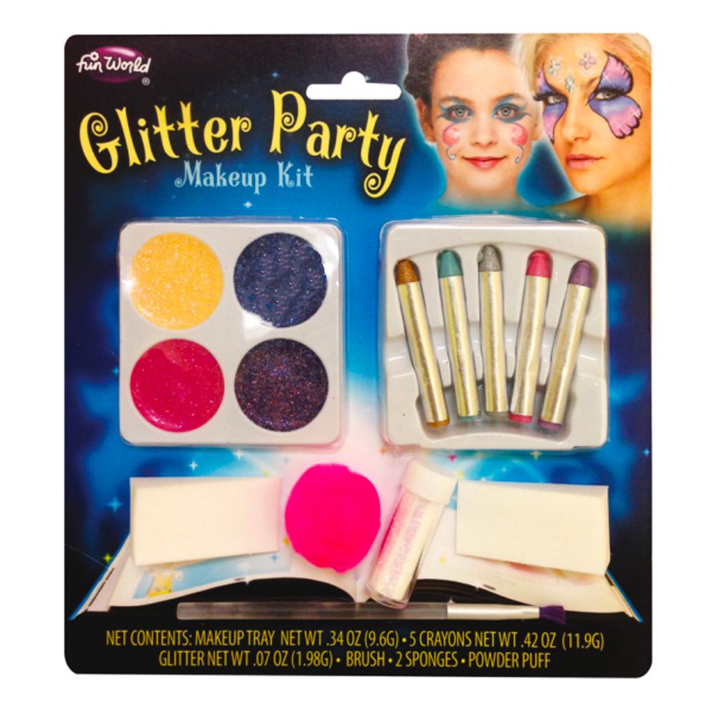 Glitter Party Sminkset