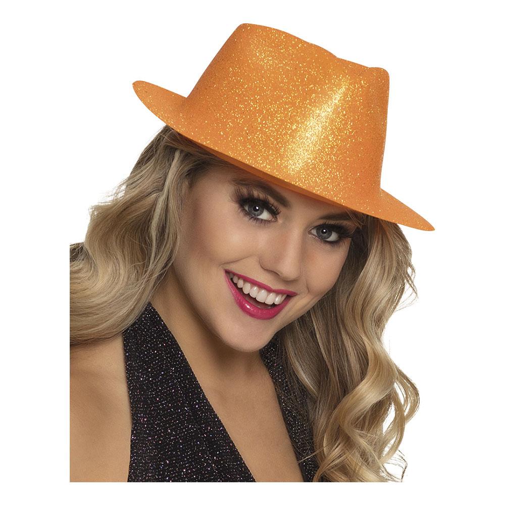 Gnistrande Neonorange Hatt - One size