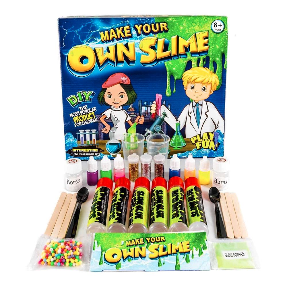 Gör Ditt Eget Slime Kit Stor