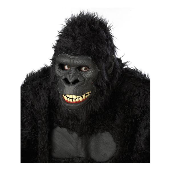 Gorilla - Gorilla Ani-Motion Mask - One size