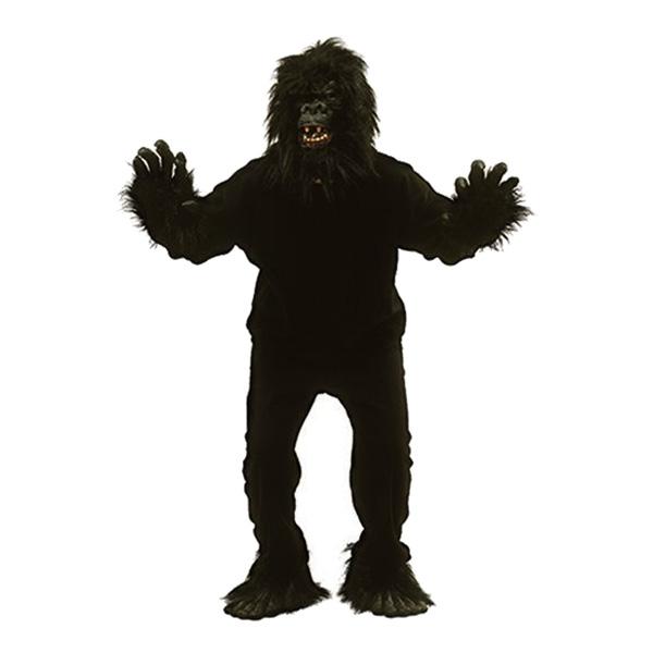 Gorilla Budget Maskeraddräkt - One size