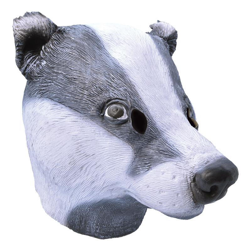 Grävling Mask - One size