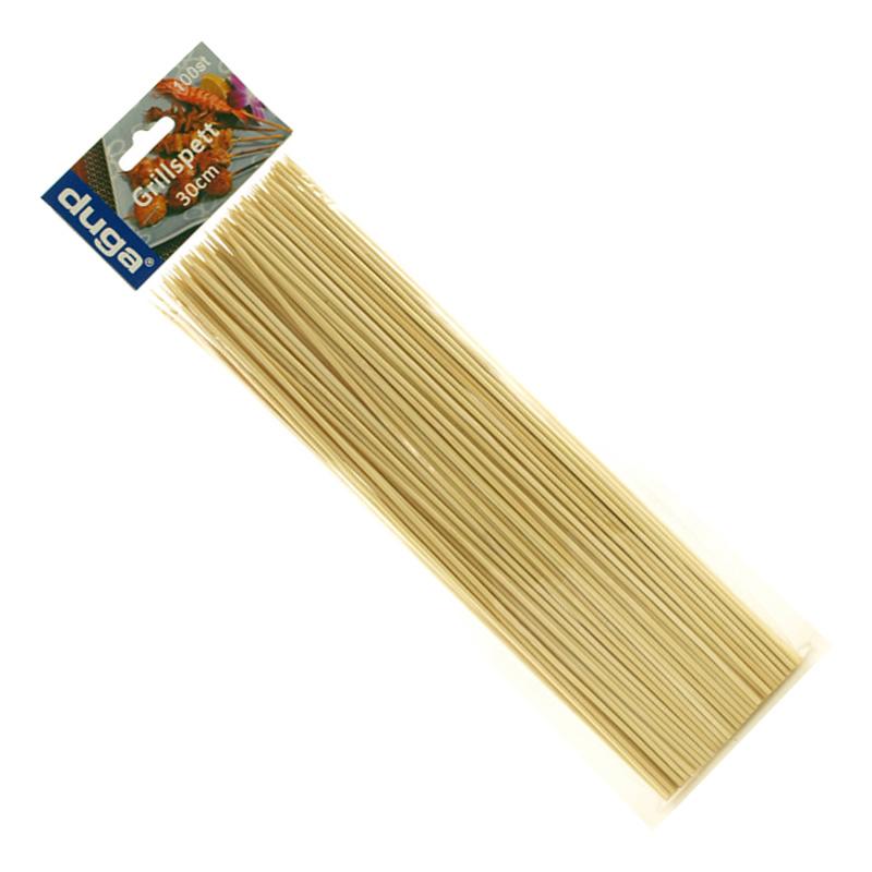 Grillspett Bambu