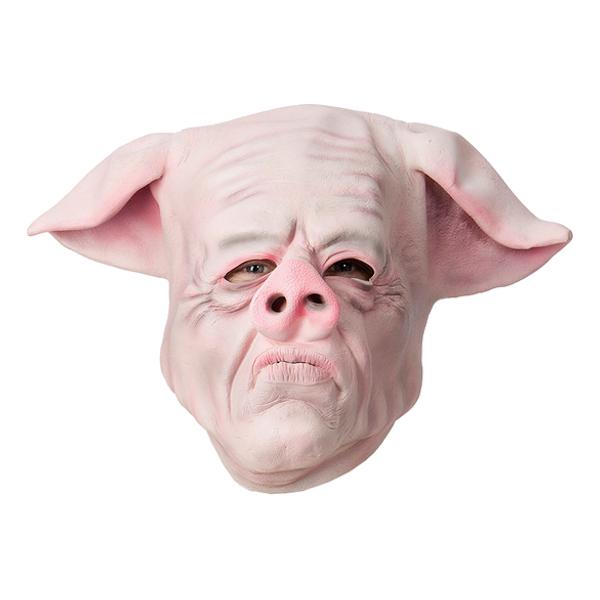Djurmasker - Grismannen Mask - One size