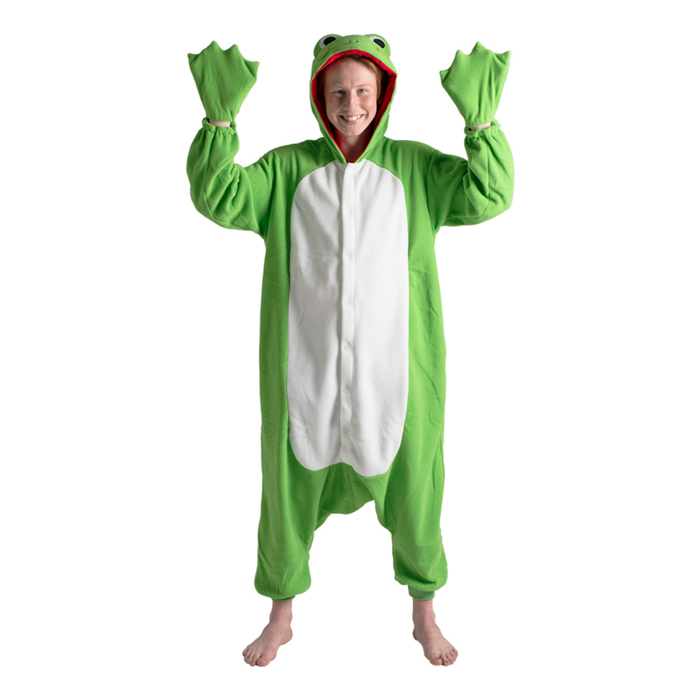 Groda Kigurumi - Medium