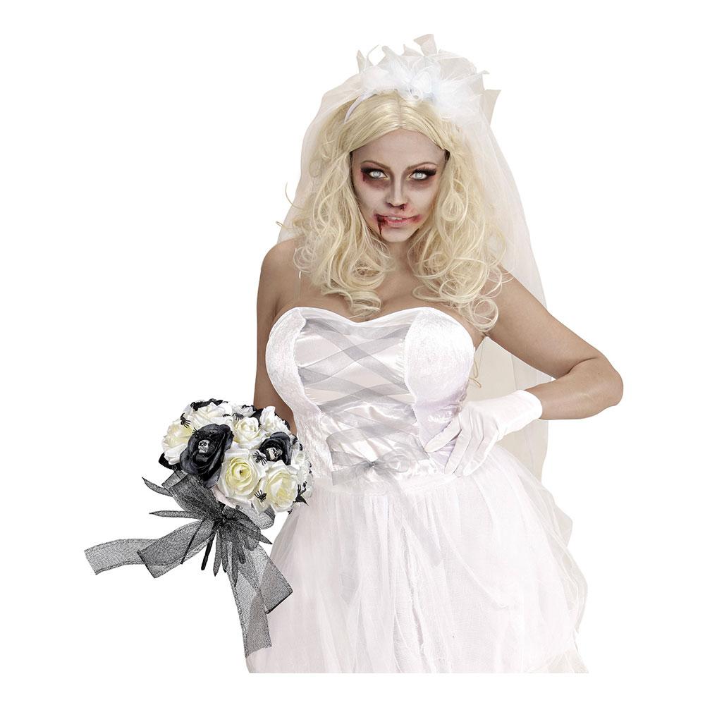 Halloween Brudbukett