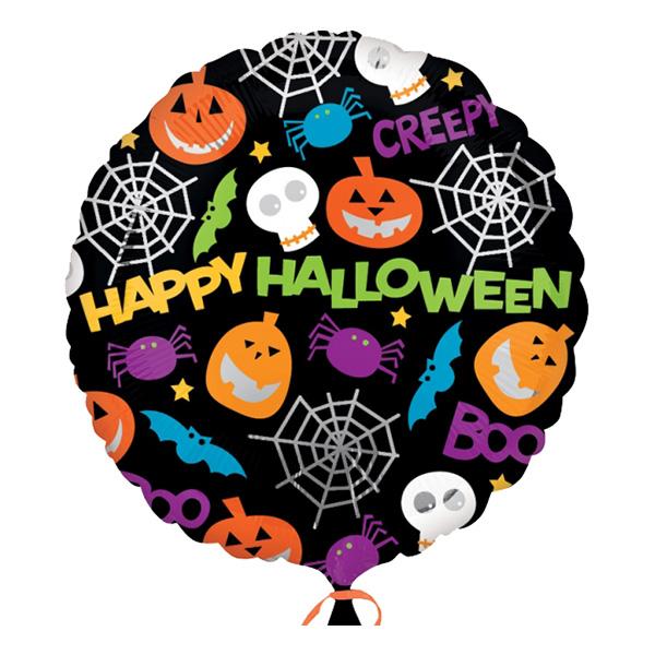 Halloween Figurer Folieballong