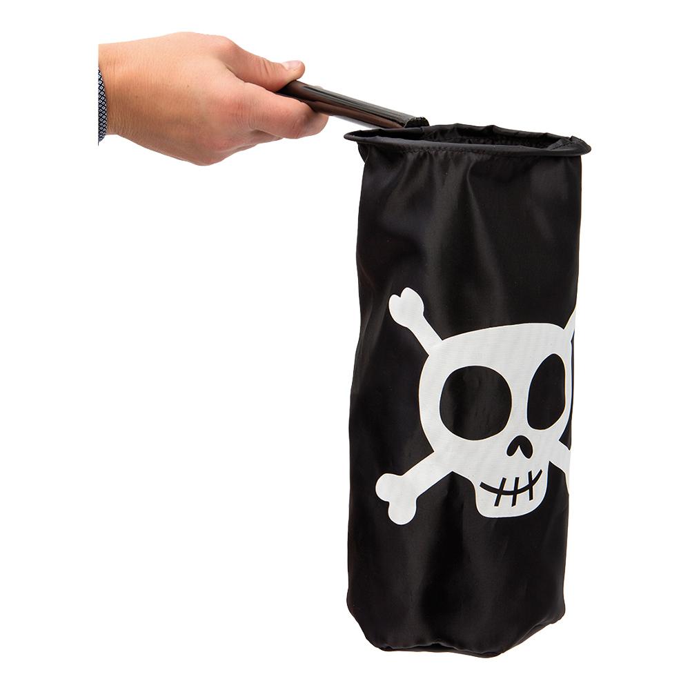 Halloweenhåv för Godis Döskalle