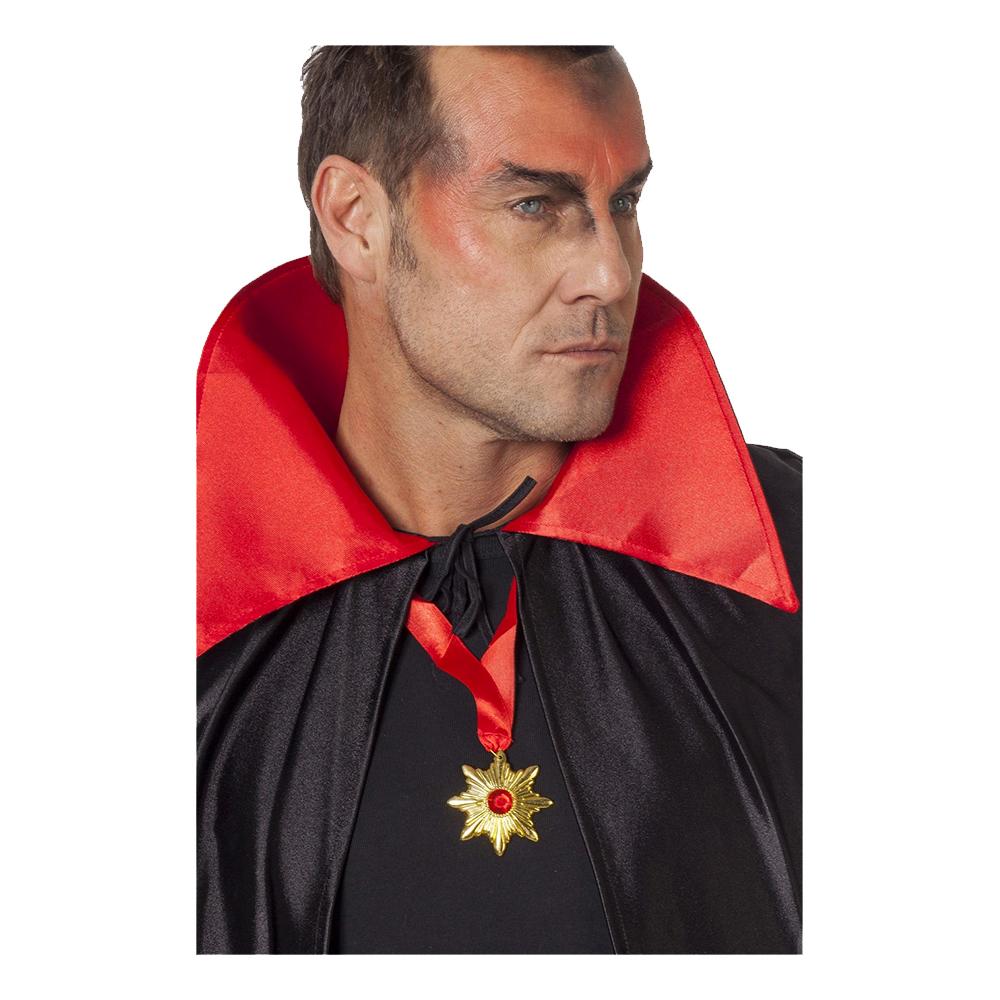 Halsband Dracula Medaljong