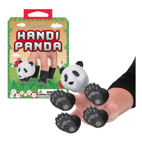 Handi Panda Fingerdocka