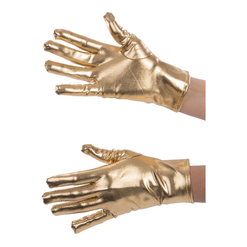 Handskar Guld - 22 cm
