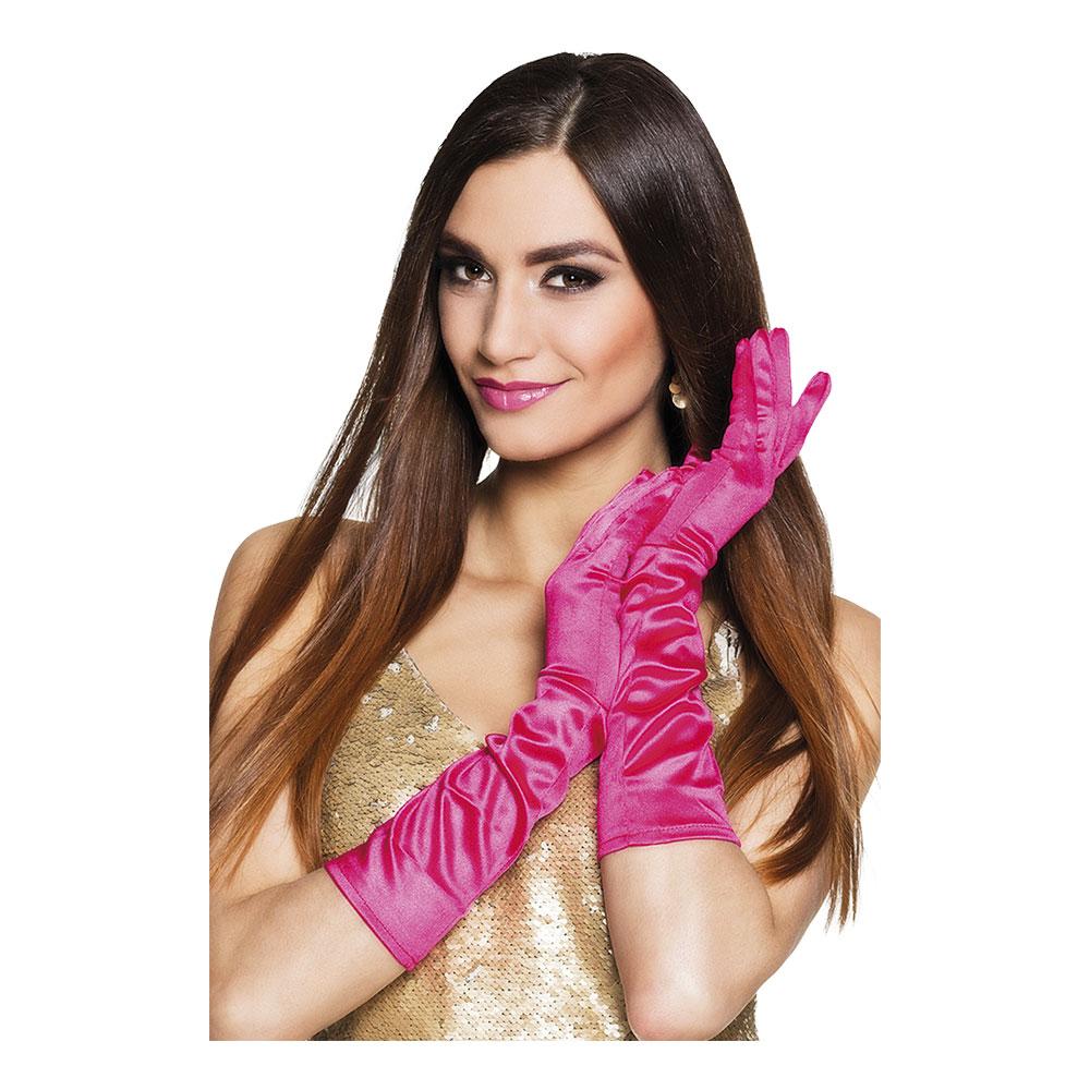 Handskar Monte Carlo Rosa - One size